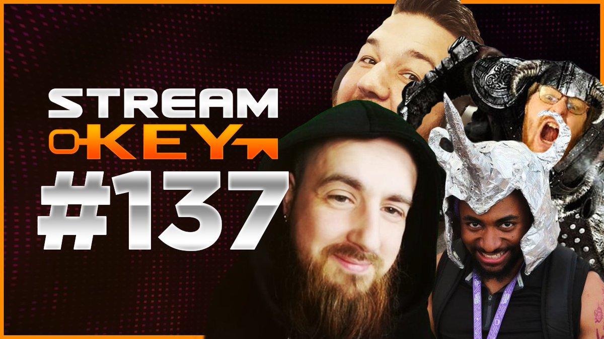 streamkey podcast
