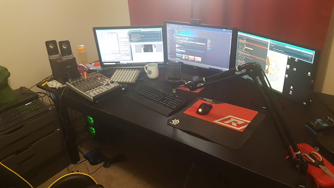 kyente setup