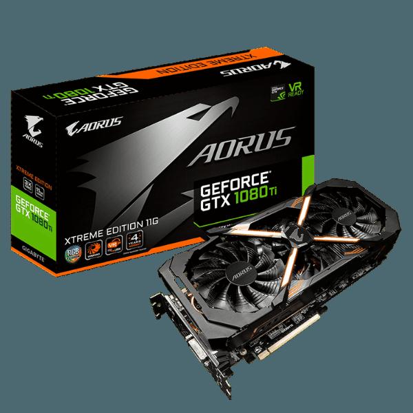 AORUS GeForce GTX 1080 Ti