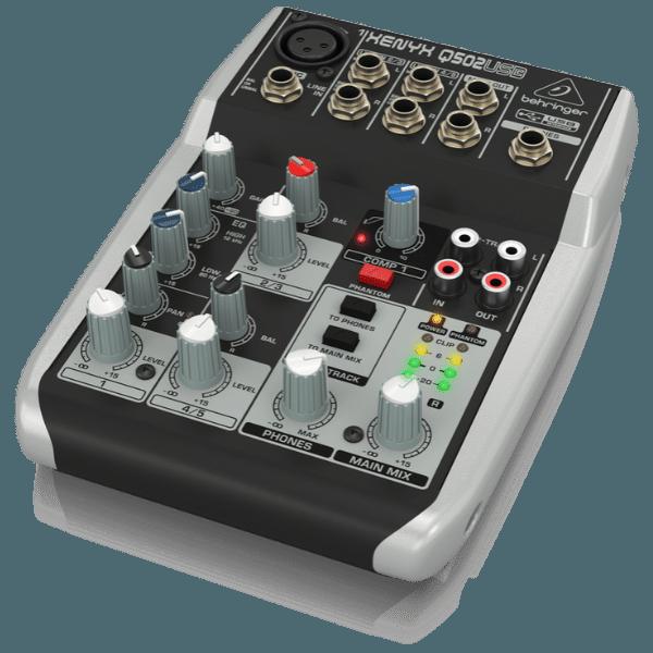 Behringer Q502 Mixer