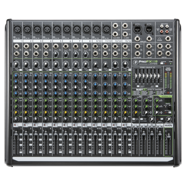 Mackie ProFX12v2 12-Channel