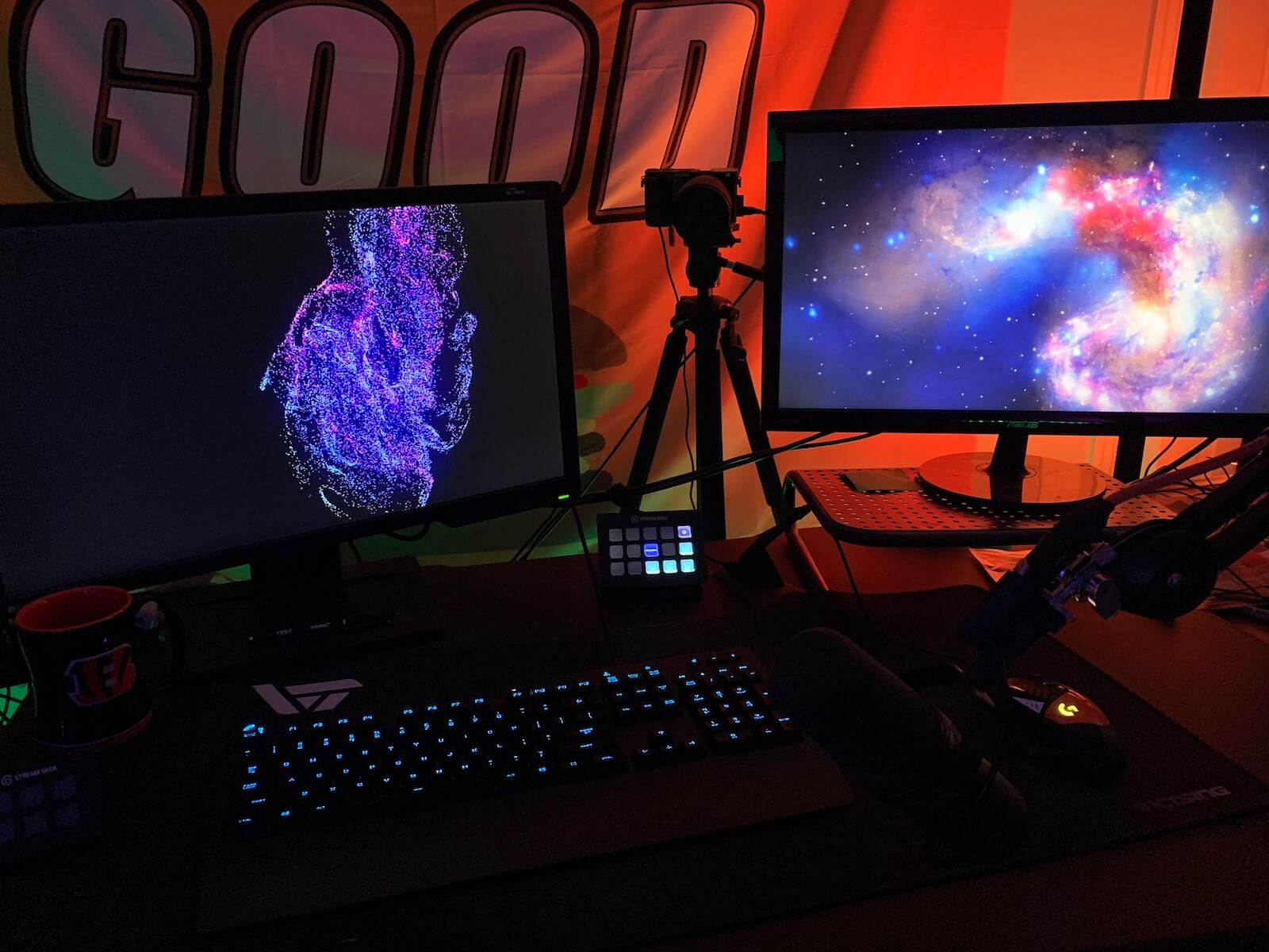 bracketsLIVE setup