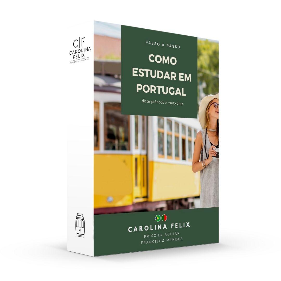 Ebook Como estudar em Portugal
