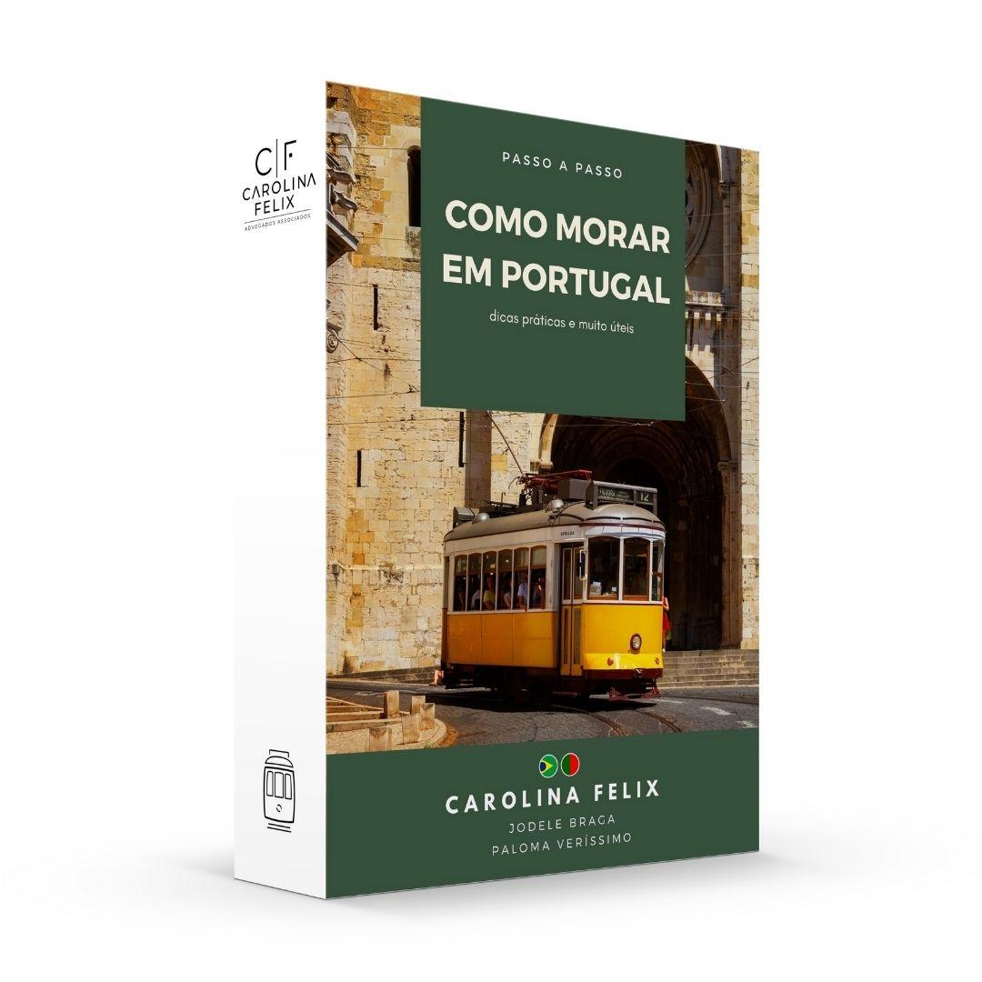 Ebook como morar em Portugal