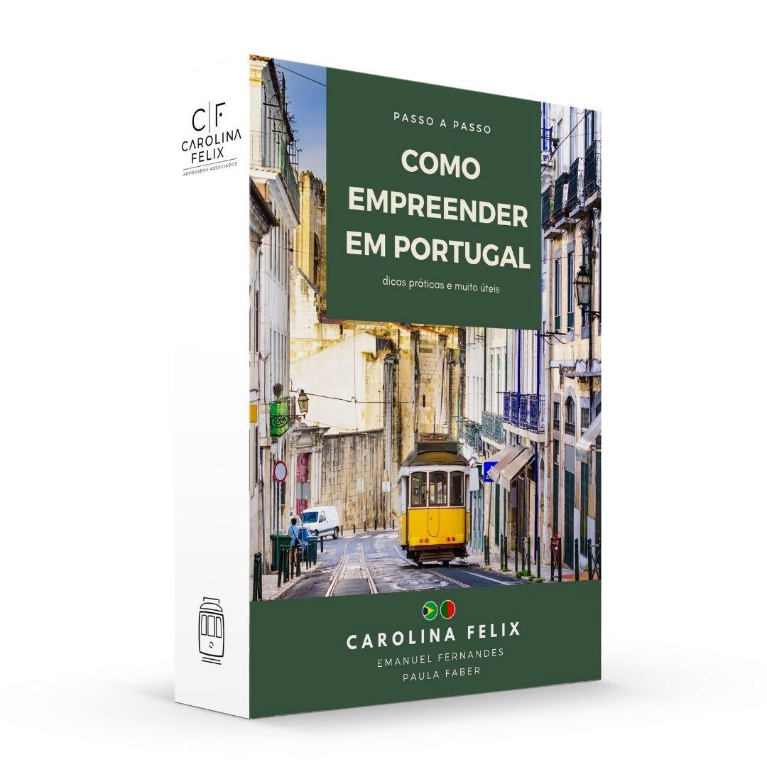 Ebook Como Empreender em Portugal