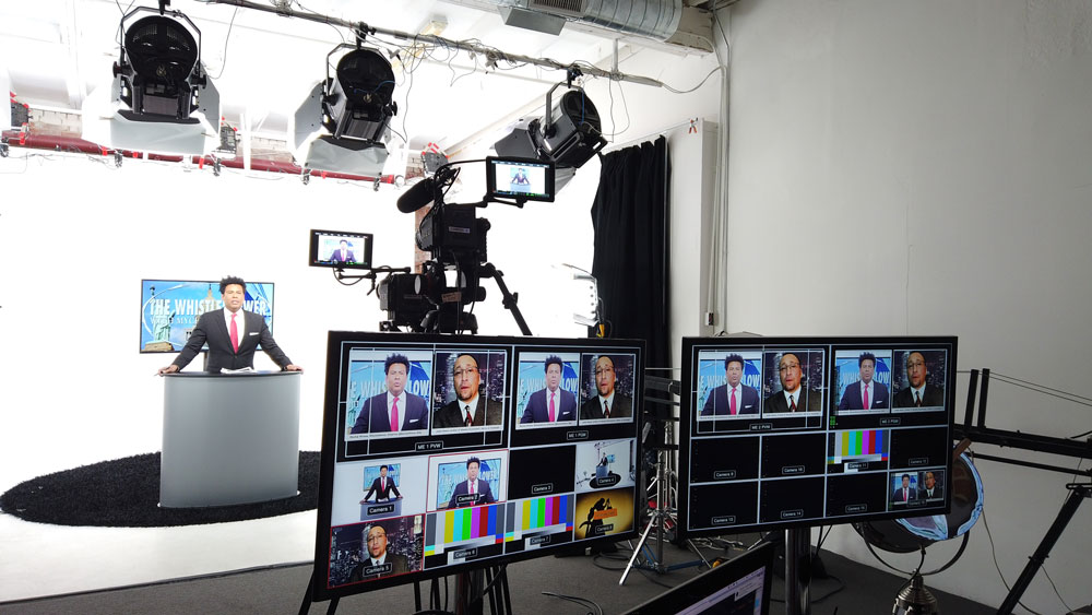 lawyer attorney tv show production