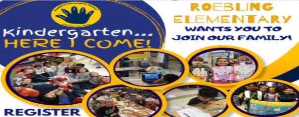 Kindergarten Registration Flyer