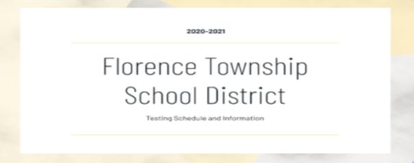 District Testing Presentation