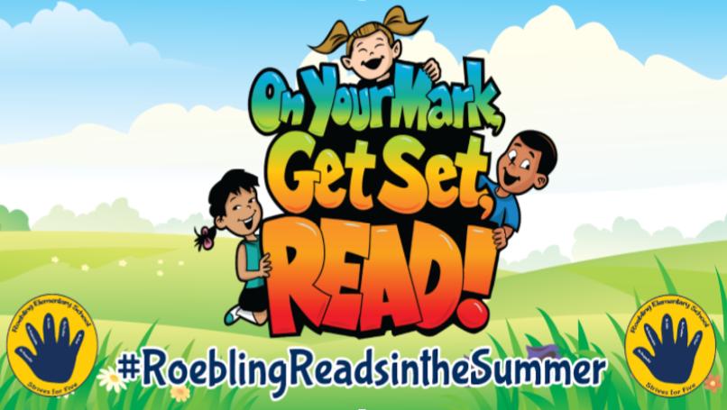 Roebling Reads Flyer