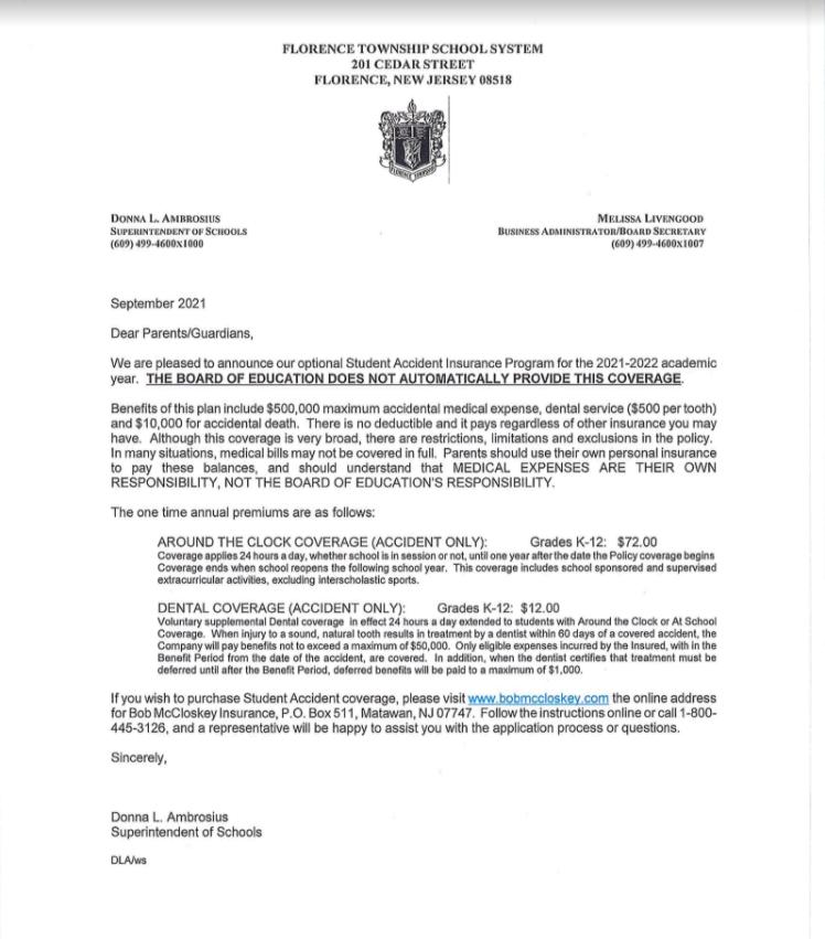 Asbestos Compliance Notification