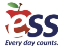 ESS logo - teacher sign in for substitutes