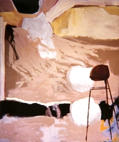 "Rosenquist Anne's • Acrylic on Canvas, 60"" x 50"" • 1965"