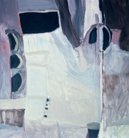 Winter Life • Oil on Canvas • 1967