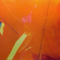 """Mezzogiorno • Acrylic on Canvas, 48"""" x 48"""" • 2020"""