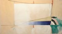 St. Antoine • Acrylic on Canvas, 45'' x 80'' • 1969