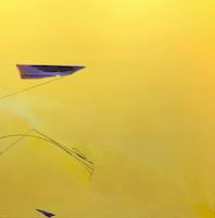 Dreem * Acrylic on Canvas, 40'' x 40'' 2021