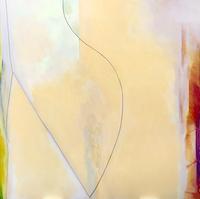 Equinox * Acrylic on Canvas, 60'' x 60'' 2020