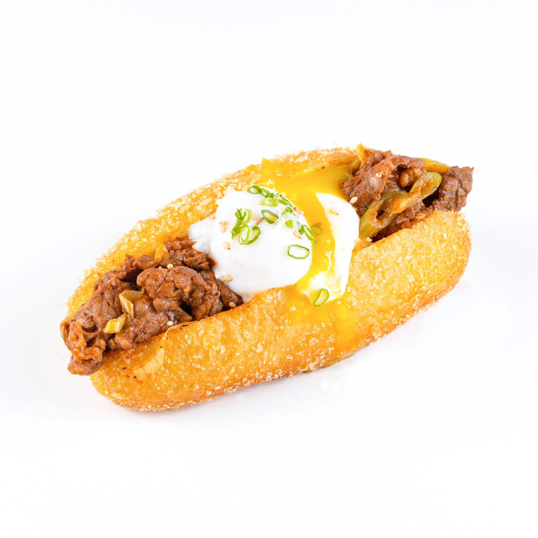 Mala Beef & Egg