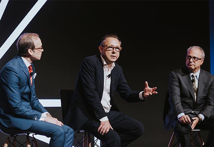 Digital Asset Custody of Bitcoin, Ethereum, Security Tokens, IBM Event Rafal Czerniawski Speaking