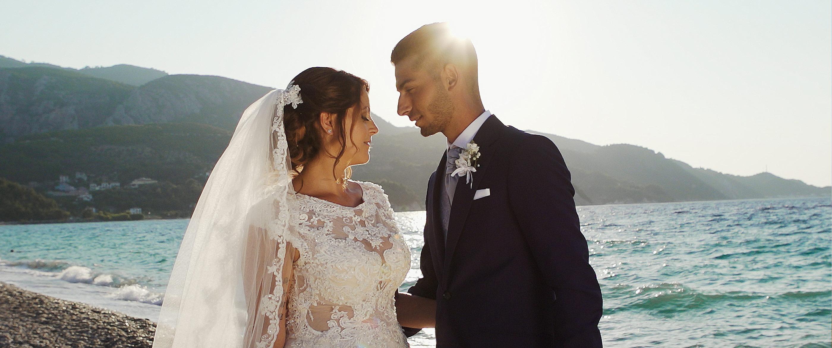 Hochzeitsfilm Elena & Paulo, Samos Griechenland 2019