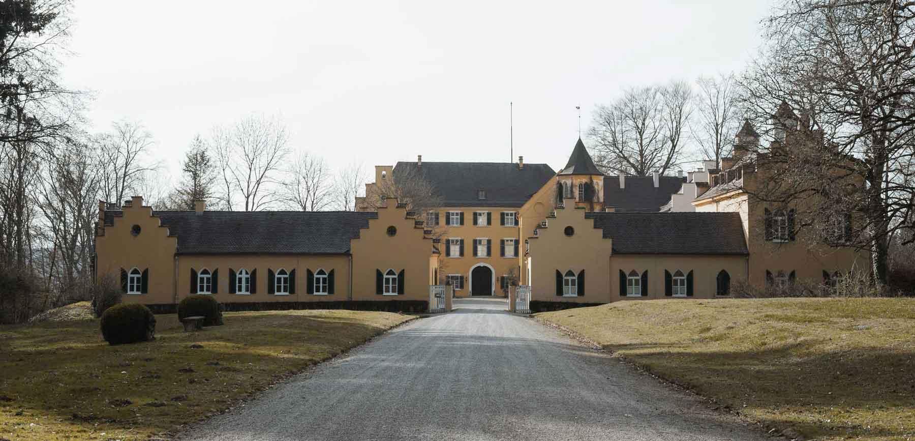 Schloss Ziemetshausen
