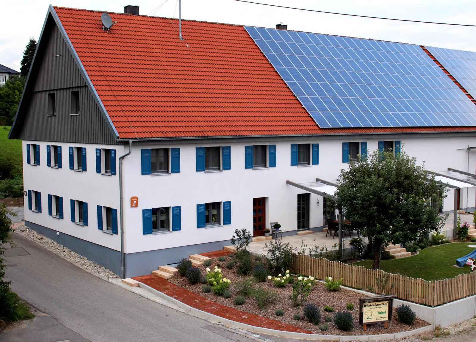 Wiedenbauerhof Vogele Haus