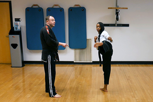 Impact Dojo Areas of Expertise - Kickboxing