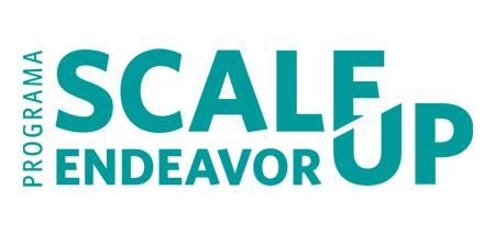 Logotipo scale up endeavor