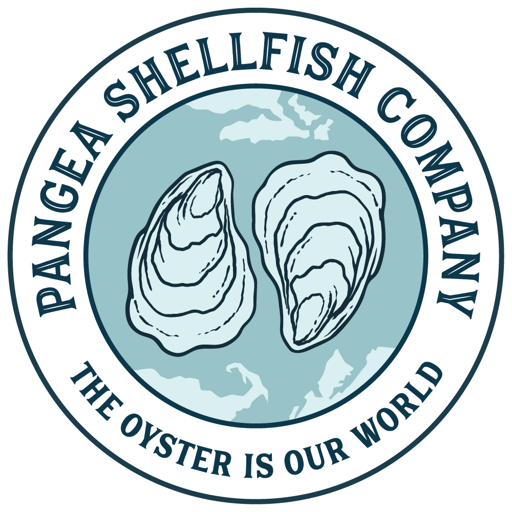 pangea shellfish company logo