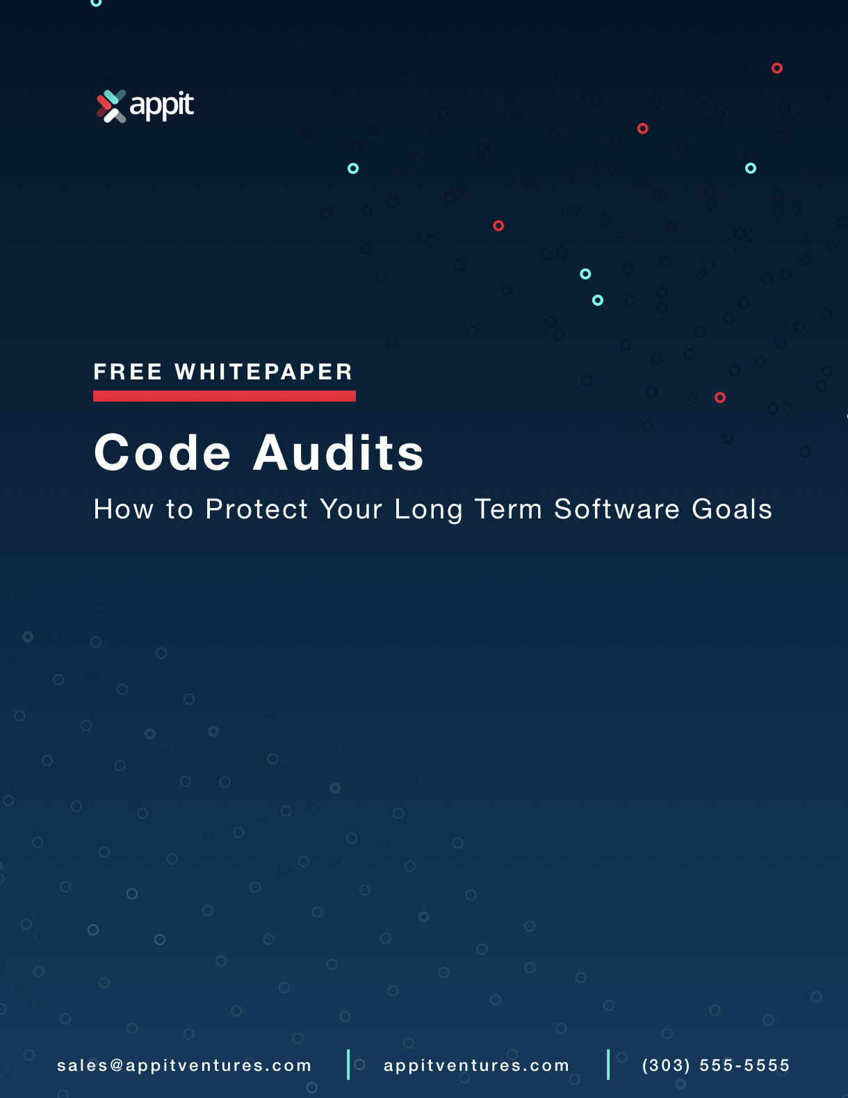 Code Audit Whitepaper Cover Image