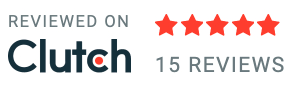 Clutch Reviews Badge