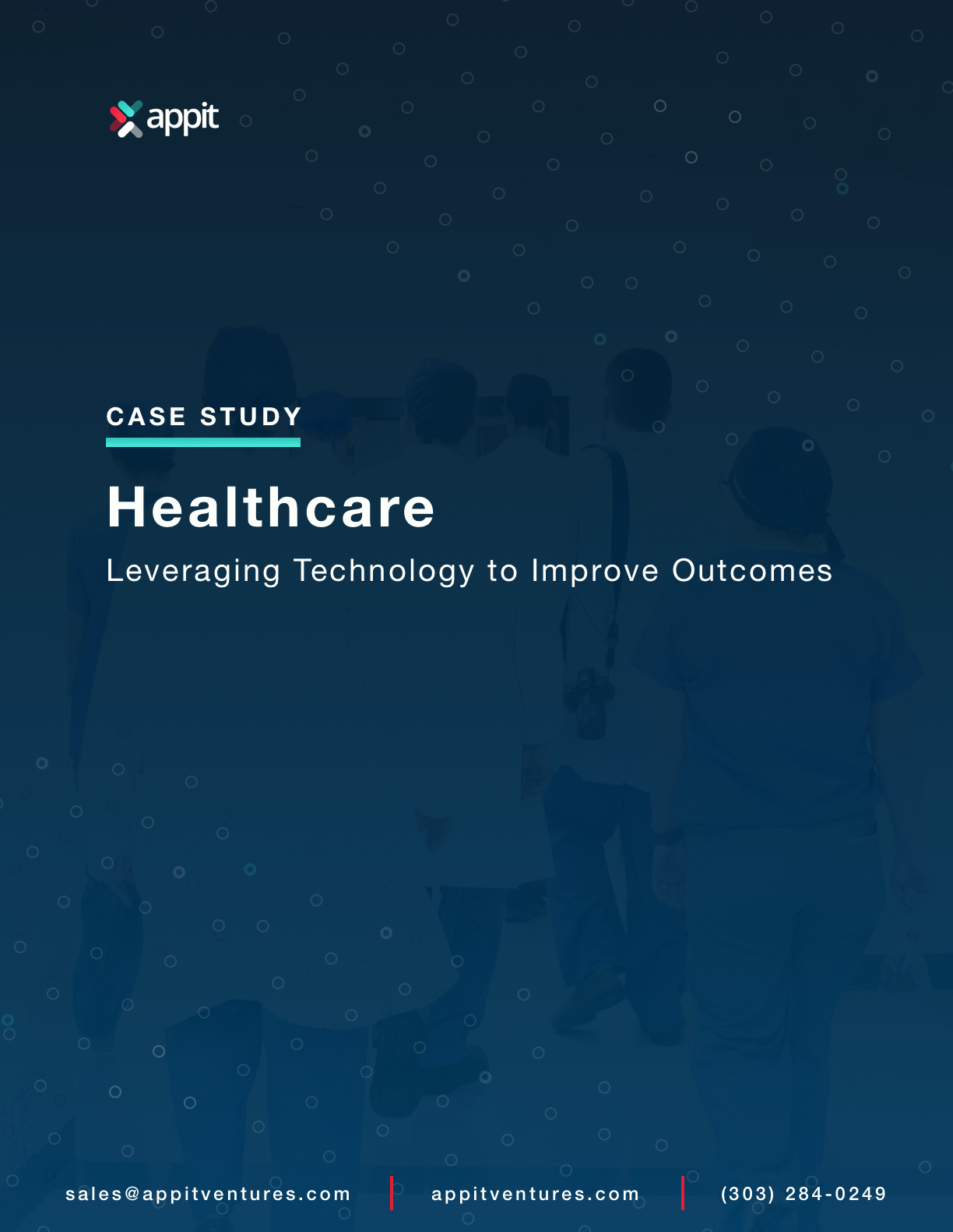 Healthcare Case Study Front Cover