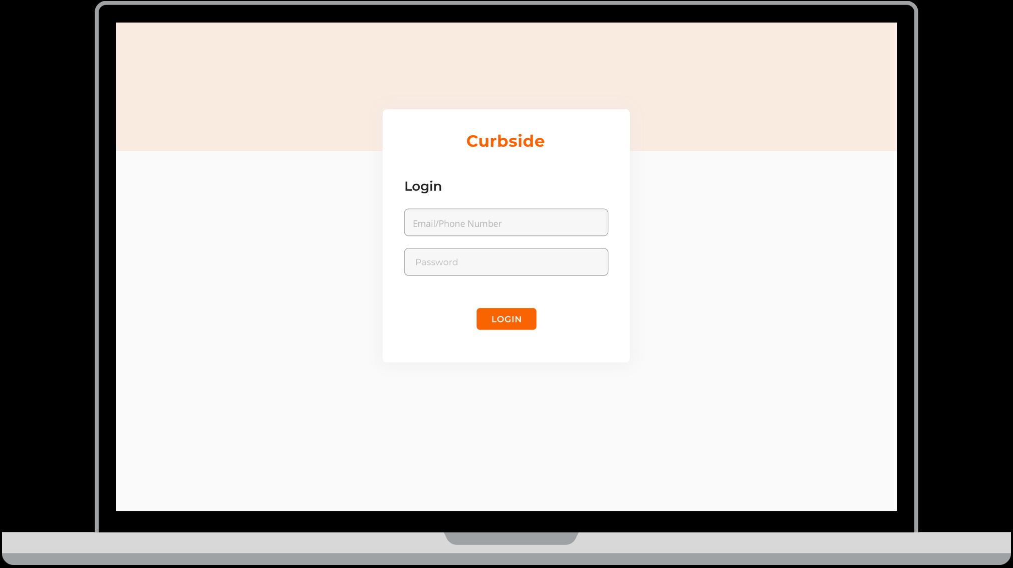 curbside-web-application