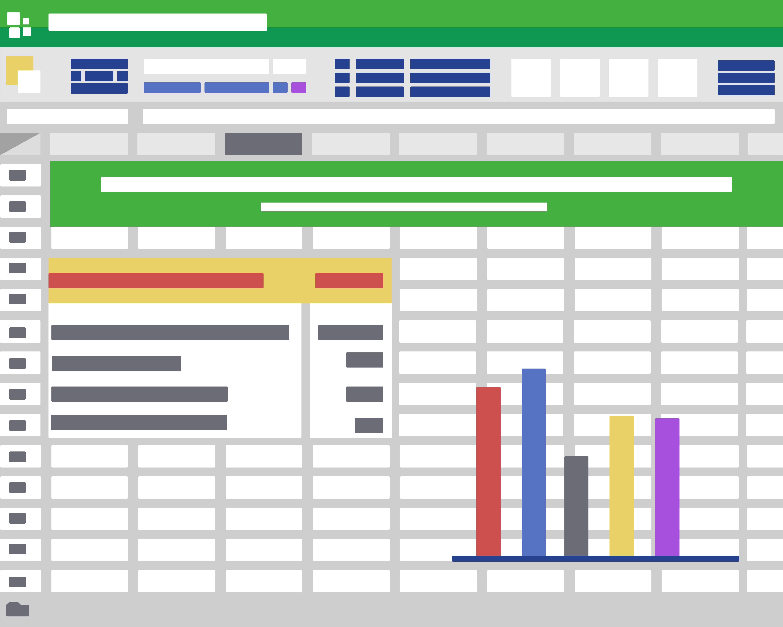 spreadsheet-on-desktop