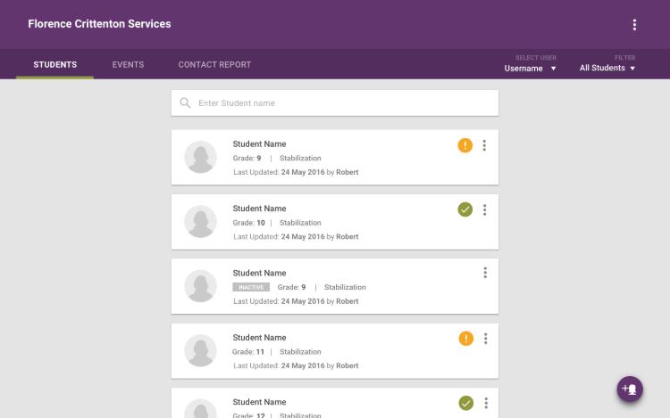 florence-crittenton-web-application-user-interface