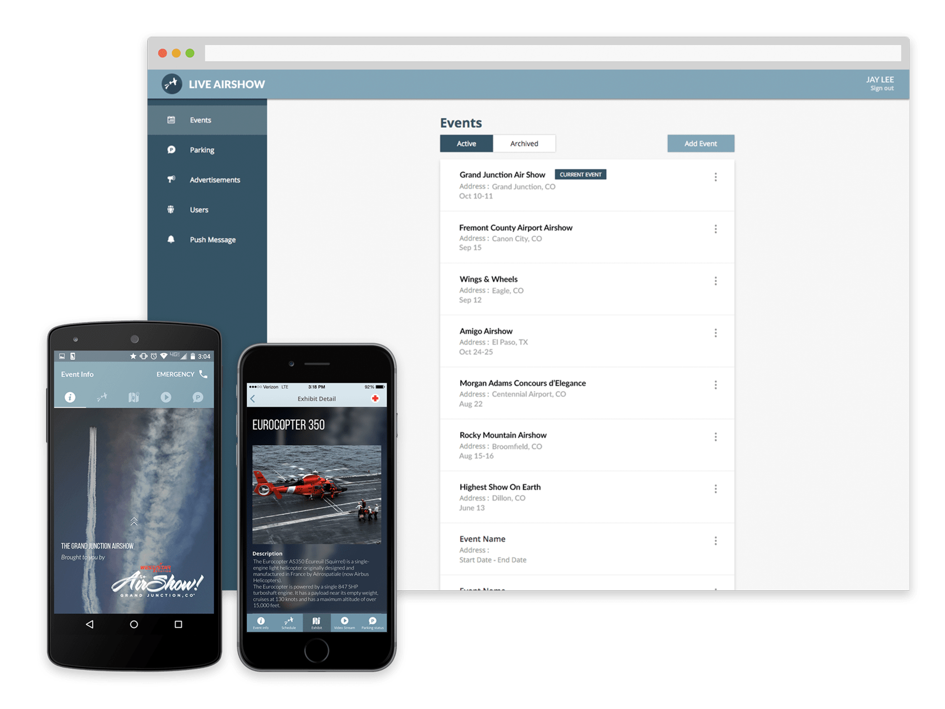 tenfive-productions-web-and-mobile-app
