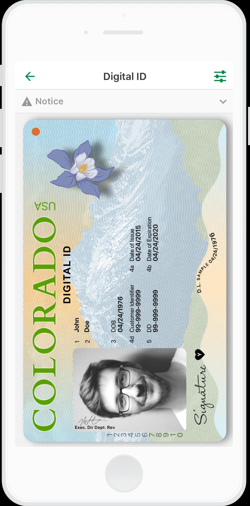 Colorado-app