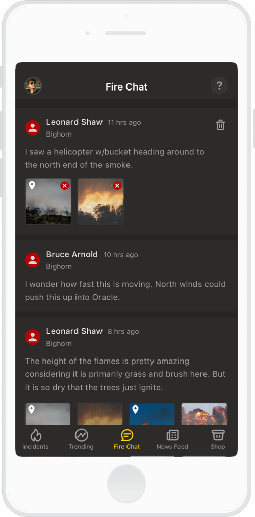 firetrac-custom-mobile-app