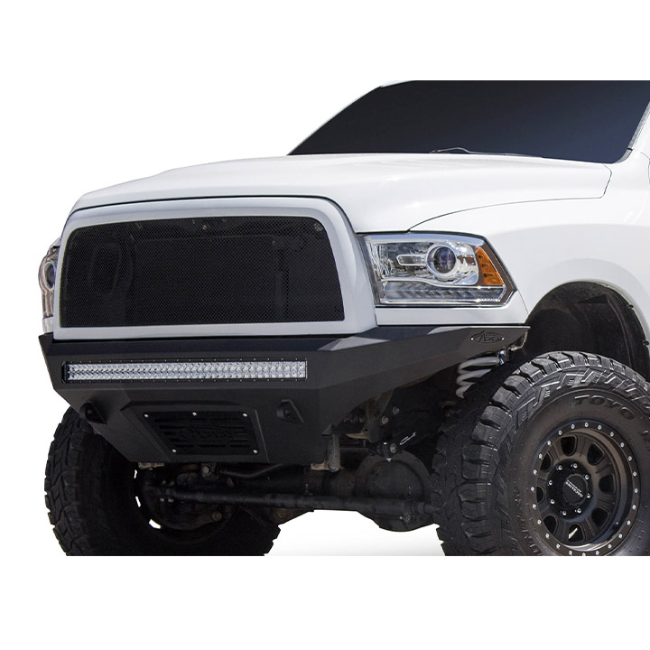 Add Stealth Front Bumper 19 - 21 Chevy 1500