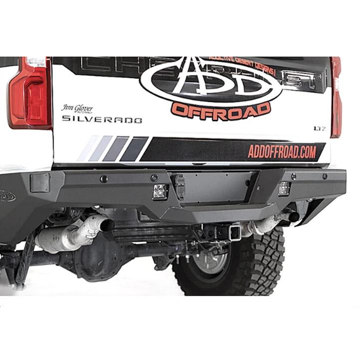 Add Stealth Rear Bumper 19 - 21 Chevy 1500