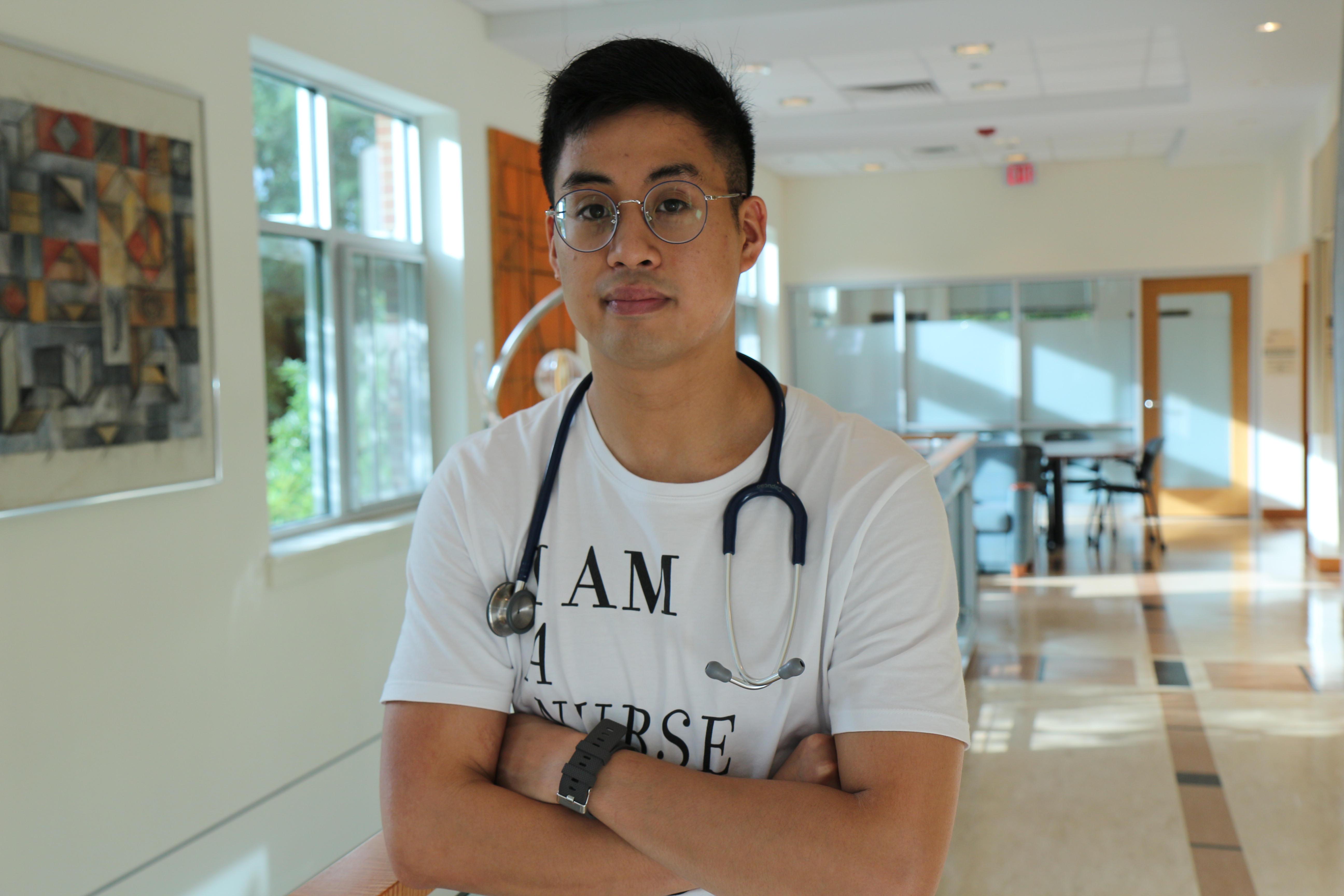 Ren Capucao, PhD Student, University of Virginia
