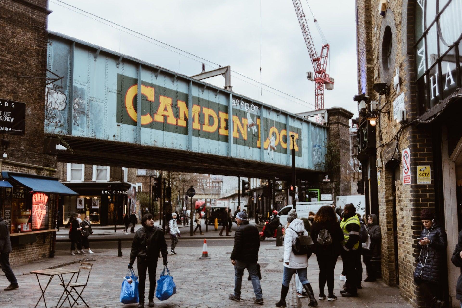 Camden Market Bridge