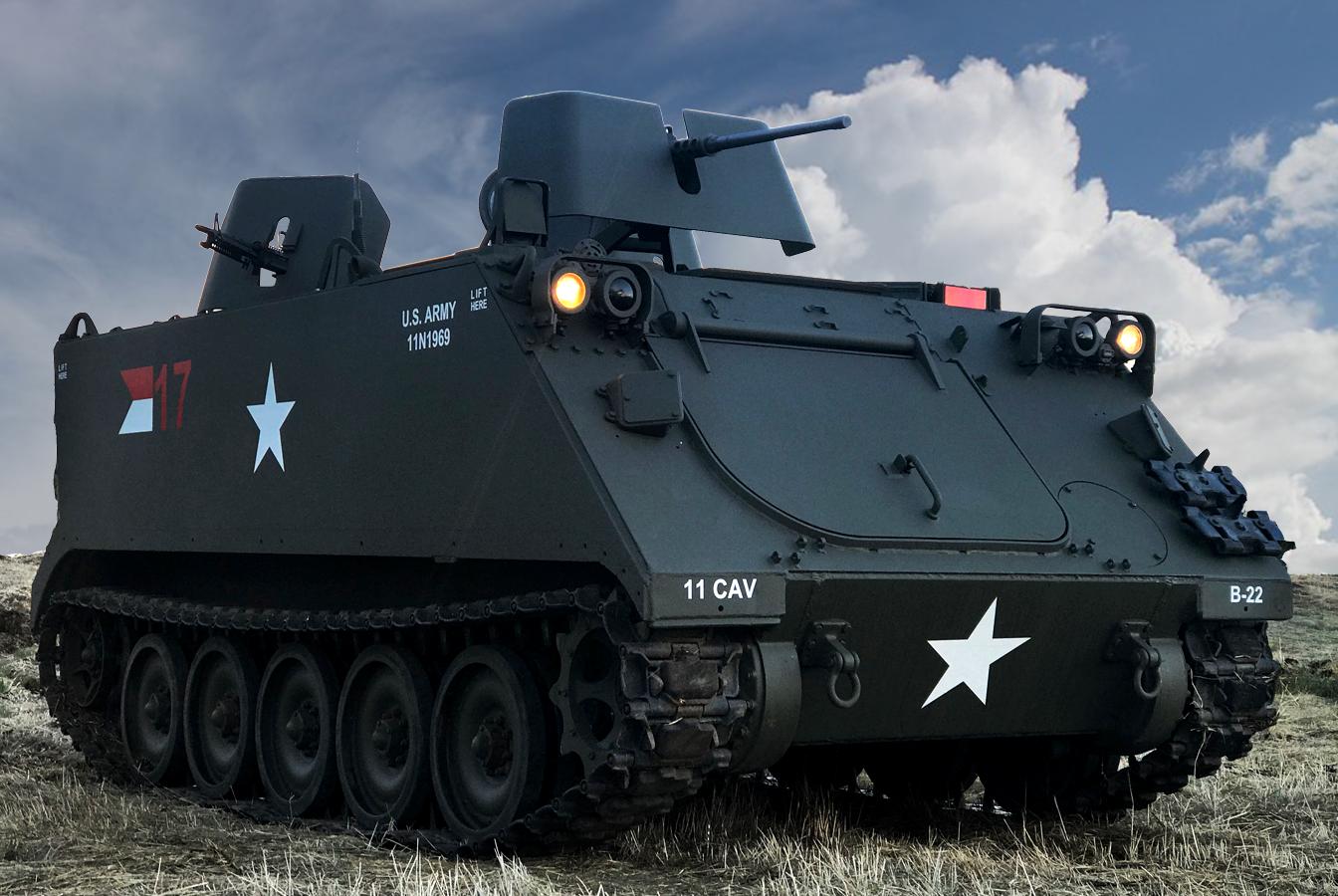 M113A1 ACAV