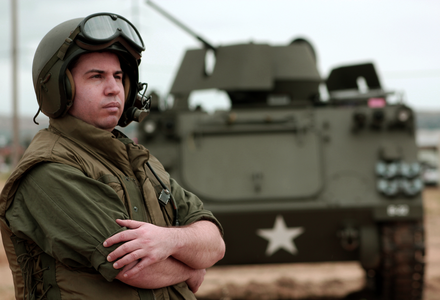 Volunteer M113 Driver