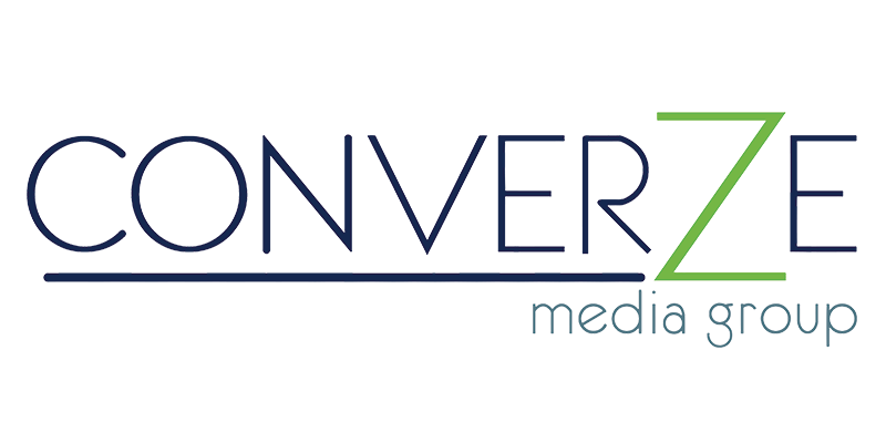 Converze Media logo