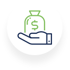 Handing Money Icon