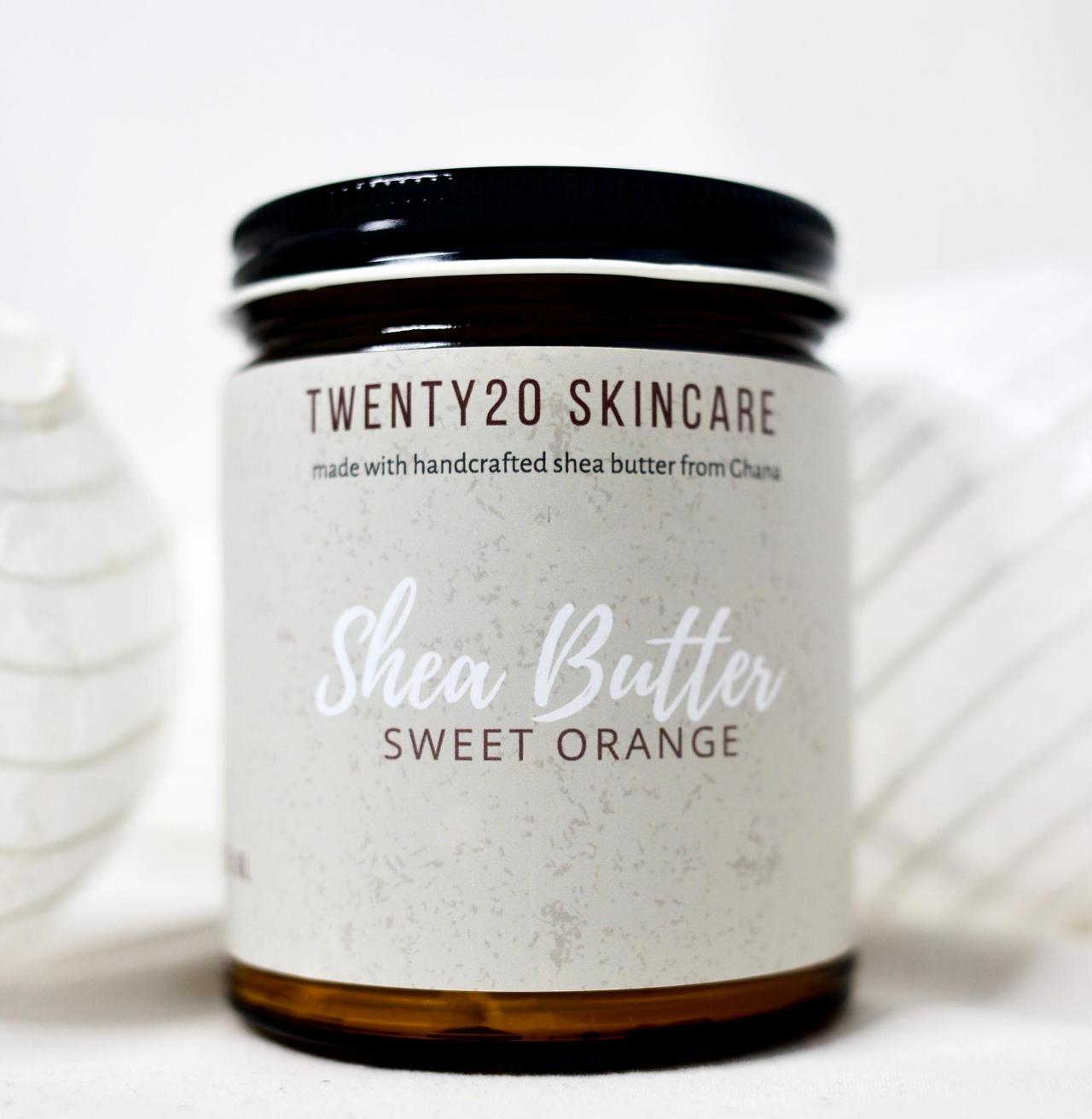 Sweet Orange Shea Butter