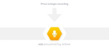 voice messaging platform