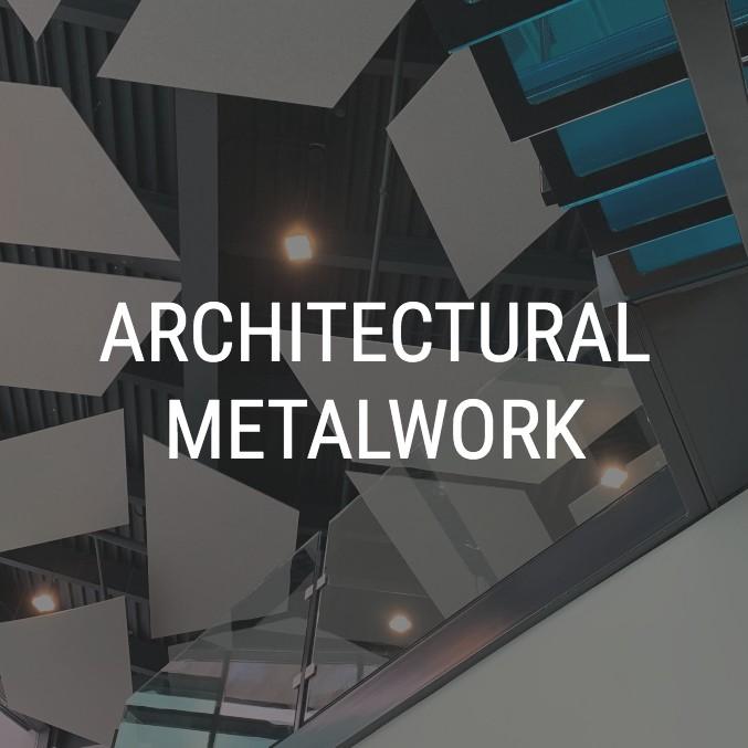geometric ceiling tiles