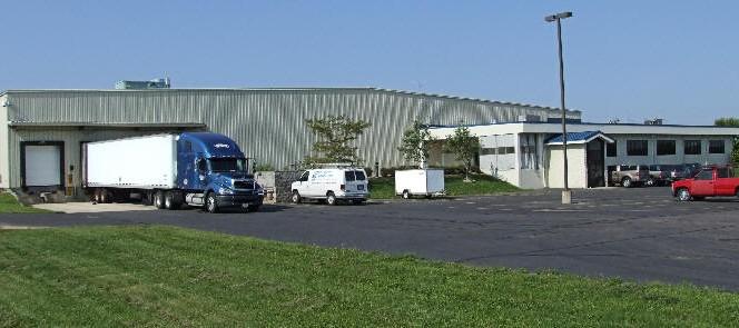Eau Claire,WI manufacturing facility